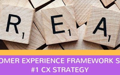 CX Framework series: #1 Customer Experience Strategy