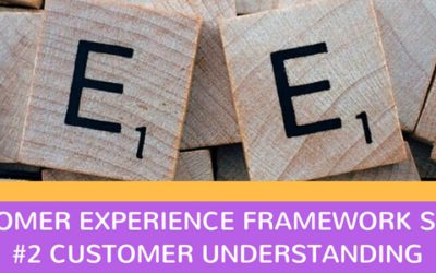 CX Framework series: #2 Customer Understanding