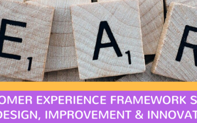 CX Framework series #3: CX design, improvement & innovation